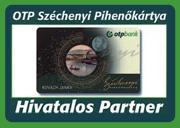 OTP Széchenyi Pihenőkártya