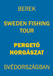 SWEDEN FISHING TOUR