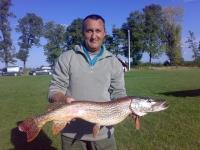 Berek Fisch Park - Horgászat